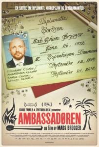 Ambassadøren poster film